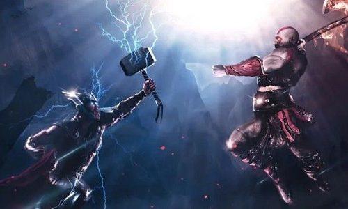 Как Кратос может выглядеть в God of War: Ragnarok для PS5
