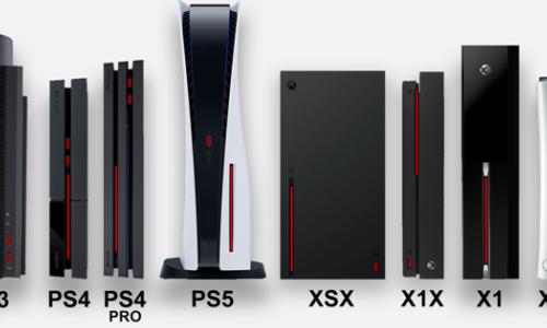 PlayStation 5 побила все рекорды среди консолей по габаритам
