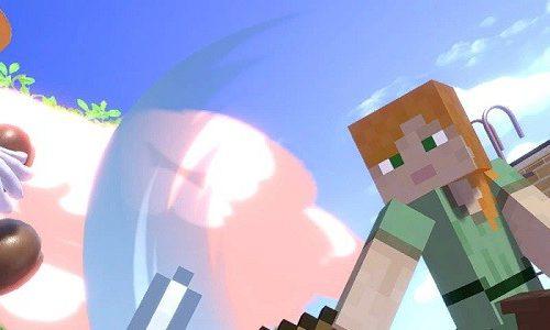 Неожиданный анонс: герои Minecraft появятся в Super Smash Bros. Ultimate