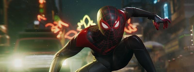 Раскрыты отличия Spider-Man: Miles Morales для PS4 и PS5