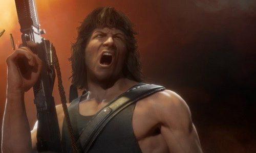 Раскрыто, когда покажут геймплей за Рэмбо из Mortal Kombat 11