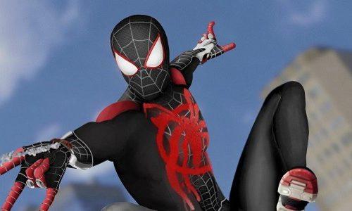 Любимый многими костюм Человека-паука появится в Spider-Man: Miles Morales