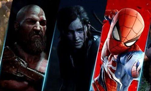 Sony назвали 10 лучших эксклюзивов PS4