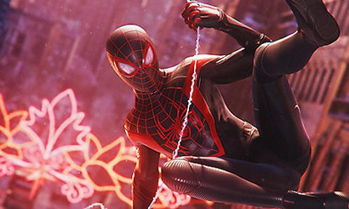Утечка. Скриншоты и геймплей Spider-Man: Miles Morales для PS4