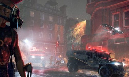 Рэпер Stormzy снял клип на движке Watch Dogs: Legion