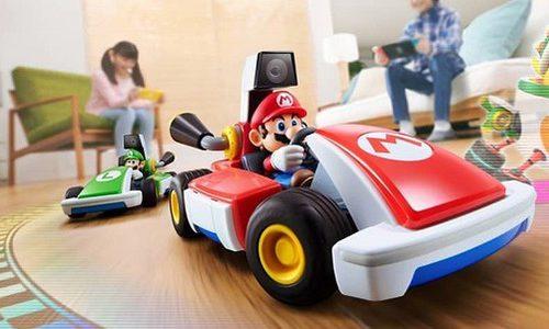 Трейлер выхода Mario Kart Live: Home Circuit