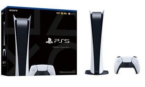 PS5 можно будет купить только онлайн