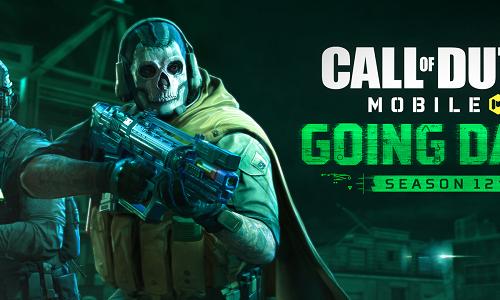 Начался 12 сезон в Call of Duty: Mobile. Что нового?