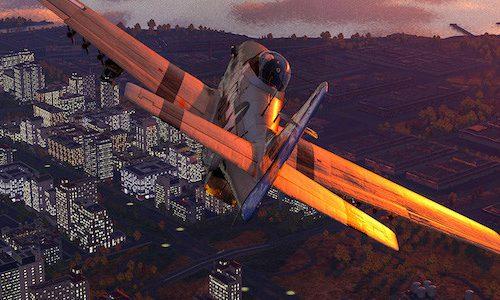 Игра War Thunder получила новый движок и вышла на PS5
