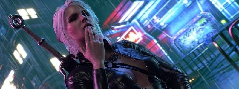 По Cyberpunk 2077 уже вышло порно