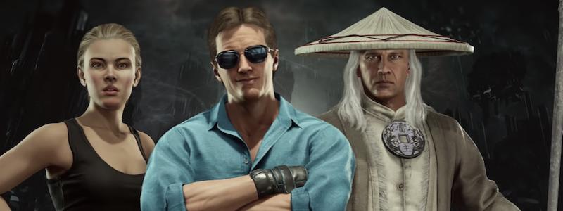 В Mortal Kombat 11 появились скины из фильма