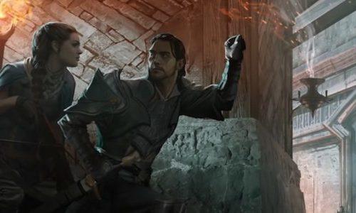 Раскрыт сюжетный трейлер  Dragon Age 4
