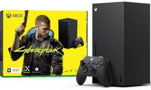 Комплект Xbox Series X с Cyberpunk 2077 выйдет в России