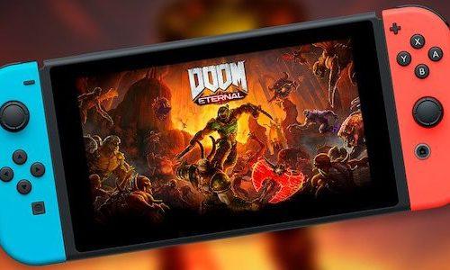 Честное мнение о DOOM Eternal на Nintendo Switch