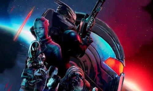 Раскрыта дата выхода Mass Effect: Legendary Edition