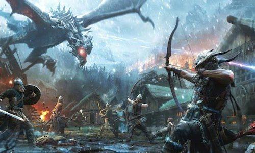 В сеть якобы утек геймплей The Elder Scrolls 6