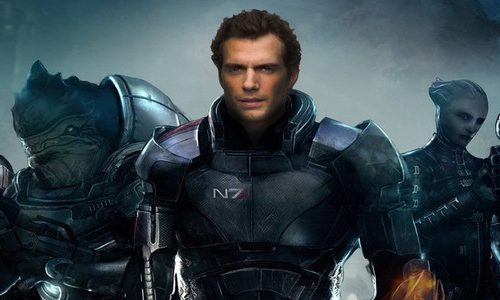 Генри Кавилл тизерит экранизацию Mass Effect