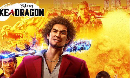 Обновление Yakuza: Like a Dragon добавило русский язык