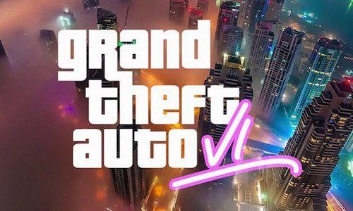 Игроки нашли намек, когда состоится анонс GTA 6