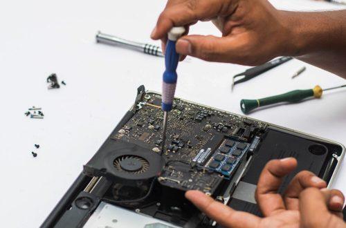 Распространенные поломки ноутбуков, ремонт компьютеров