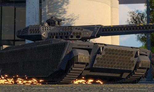 Просыпайся, самурай: виртуальная среда «Война-2077» появилась в War Thunder