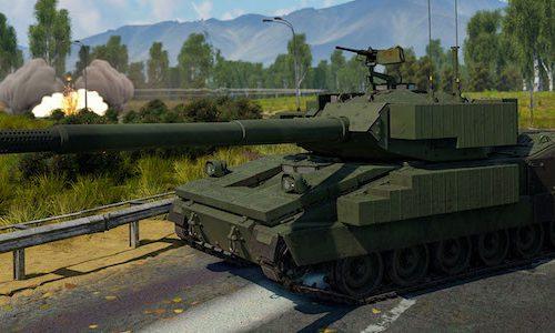 Событие «Технологии будущего» в War Thunder продлится до 12 апреля