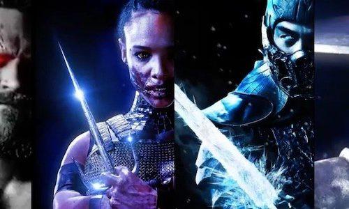 Все персонажи экранизации Mortal Kombat на новом постере