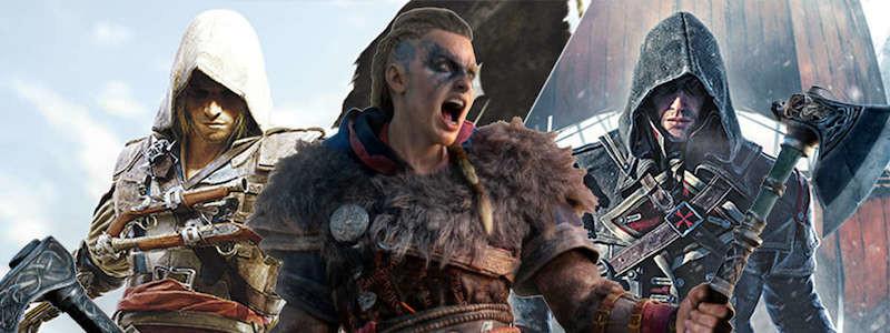 Инсайдер раскрыл детали новой Assassin's Creed 2022