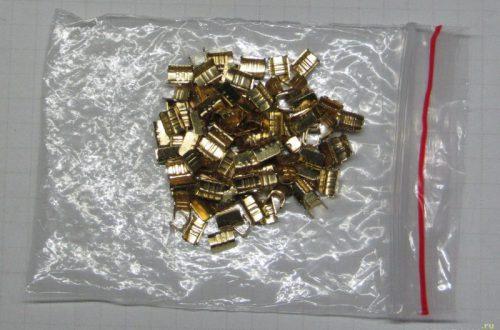 U-образные соединители для проводов DJ454A (на самом деле DJ454T)