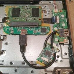 Добавляем второй диск в ноутбук Acer Aspire 3
