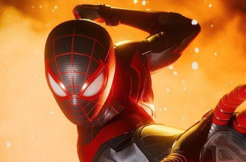 Sony обновили продажи PS5 и Spider-Man: Miles Morales