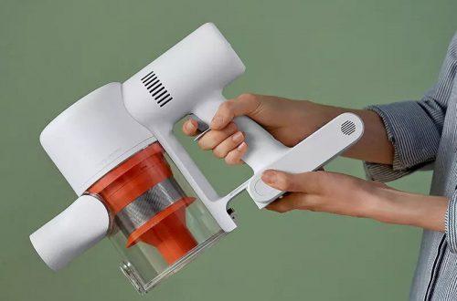 Мощный беспроводной пылесос  Xiaomi Mi Vacuum Cleaner G9 135.99$