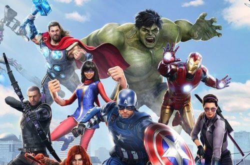 Новая игра по Marvel не будет включать персонажей вселенной