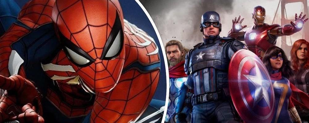 Раскрыты детали появления Человека-паука в Marvel's Avengers