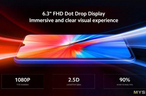 Xiaomi Redmi Note 8 v.2021 global 4 ГБ 64 ГБ за $125.00